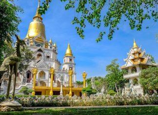 Chùa Bửu Long - Chốn tiên cảnh có thật ở Sài Gòn dành cho du khách