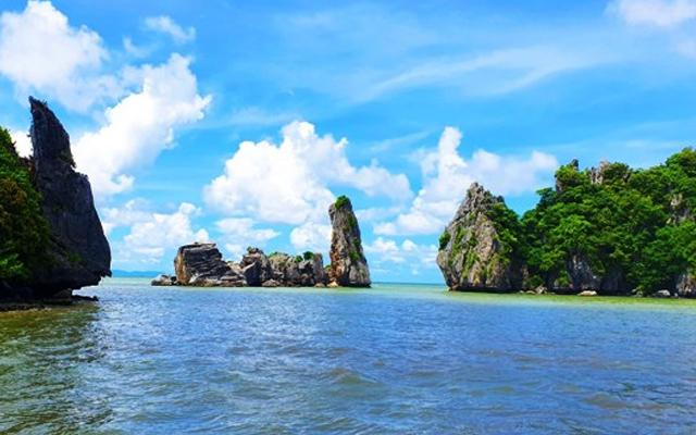 Hòn Phụ Tử - chuyến du lịch Kiên Giang hấp dẫn